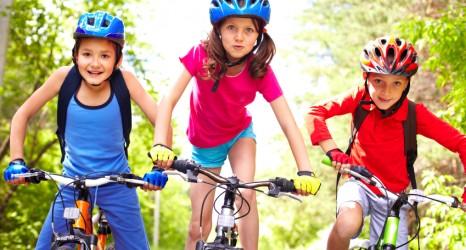 deporte con niños